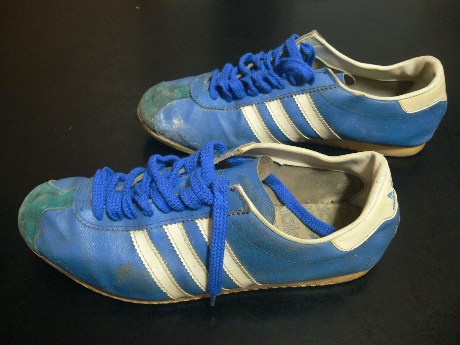 adidas rekord vintage