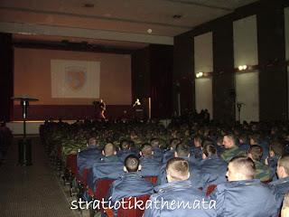 Με ενδιαφέρον παρακολούθησε το κοινό την εκδήλωση για τον Πόντο