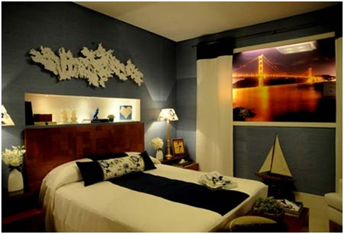 HOW TO DECORATE BEDROOMS WITHOUT WINDOW