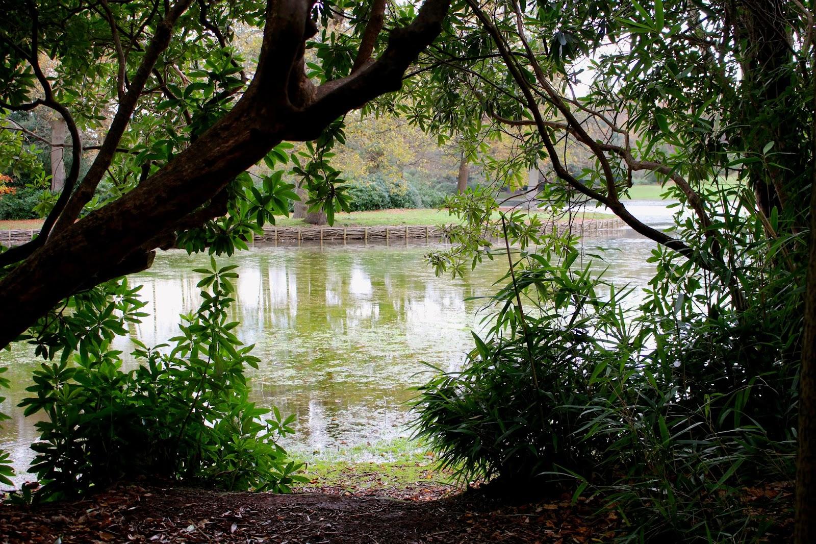 Claremont Landscape Garden National Trust Grounds