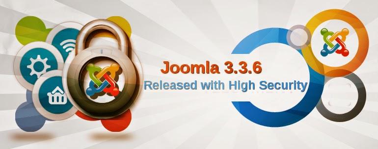 Joomla 3.3.6 Released