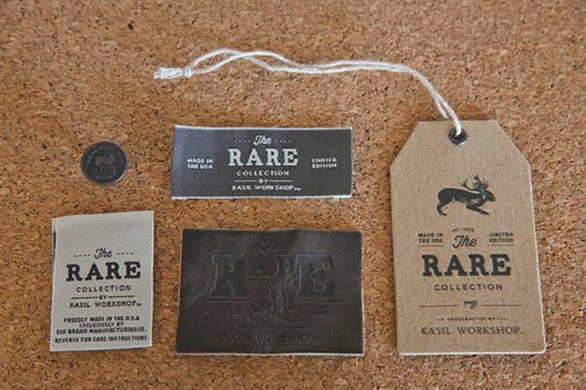 40 Cool Clothing Labels and Hang Tag Designs - Jayce-o-Yesta