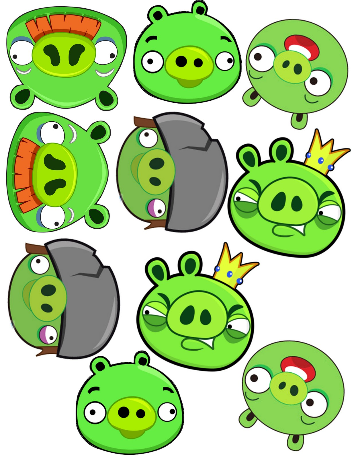 angry birds images to print - photo #9