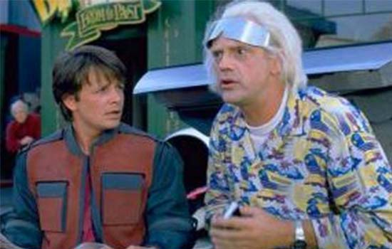Ramalan mana yang jadi kenyataan dalam Back to the Future hari ini?