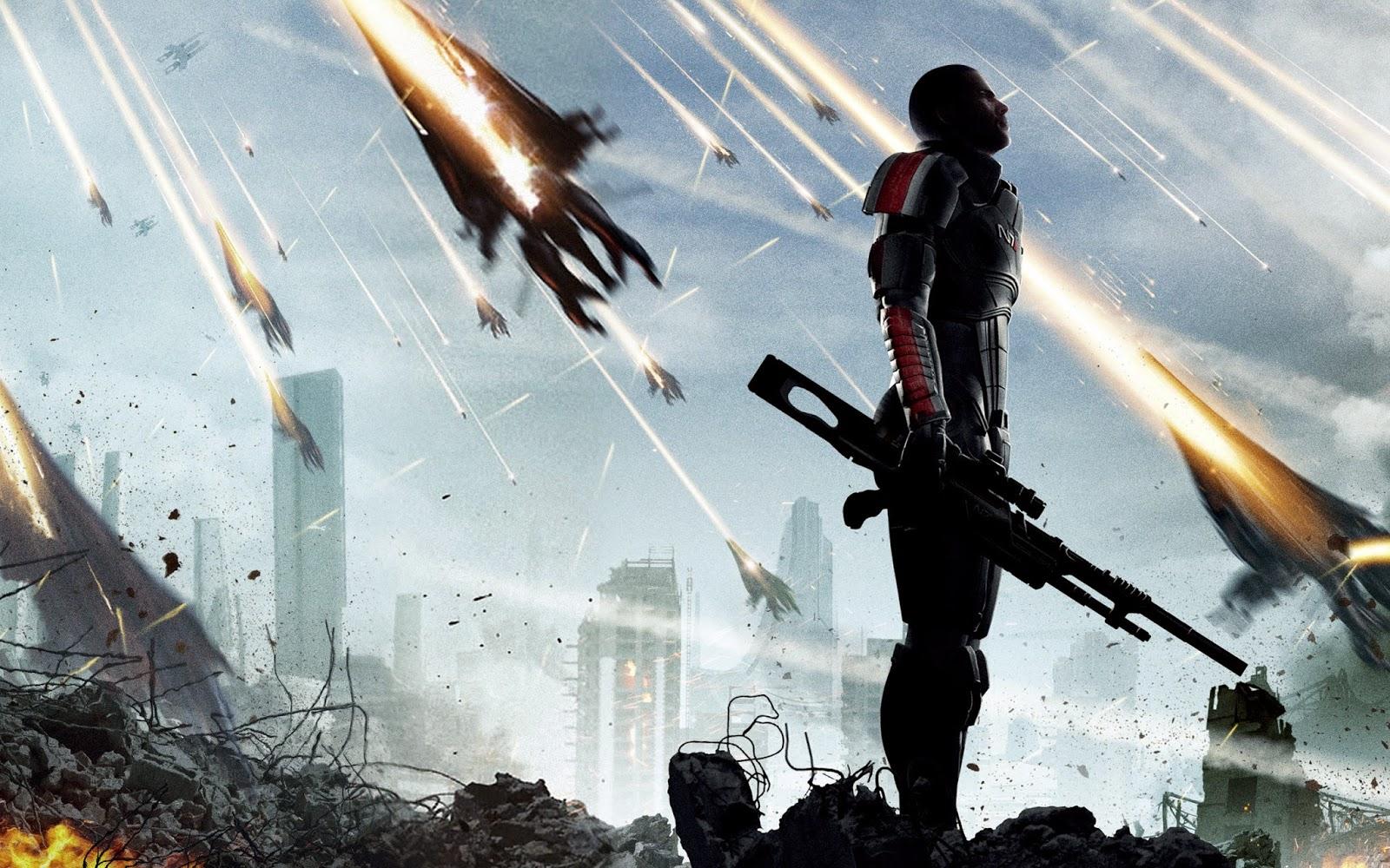 Possível imagem teaser promocional de Mass Effect 4 revelada