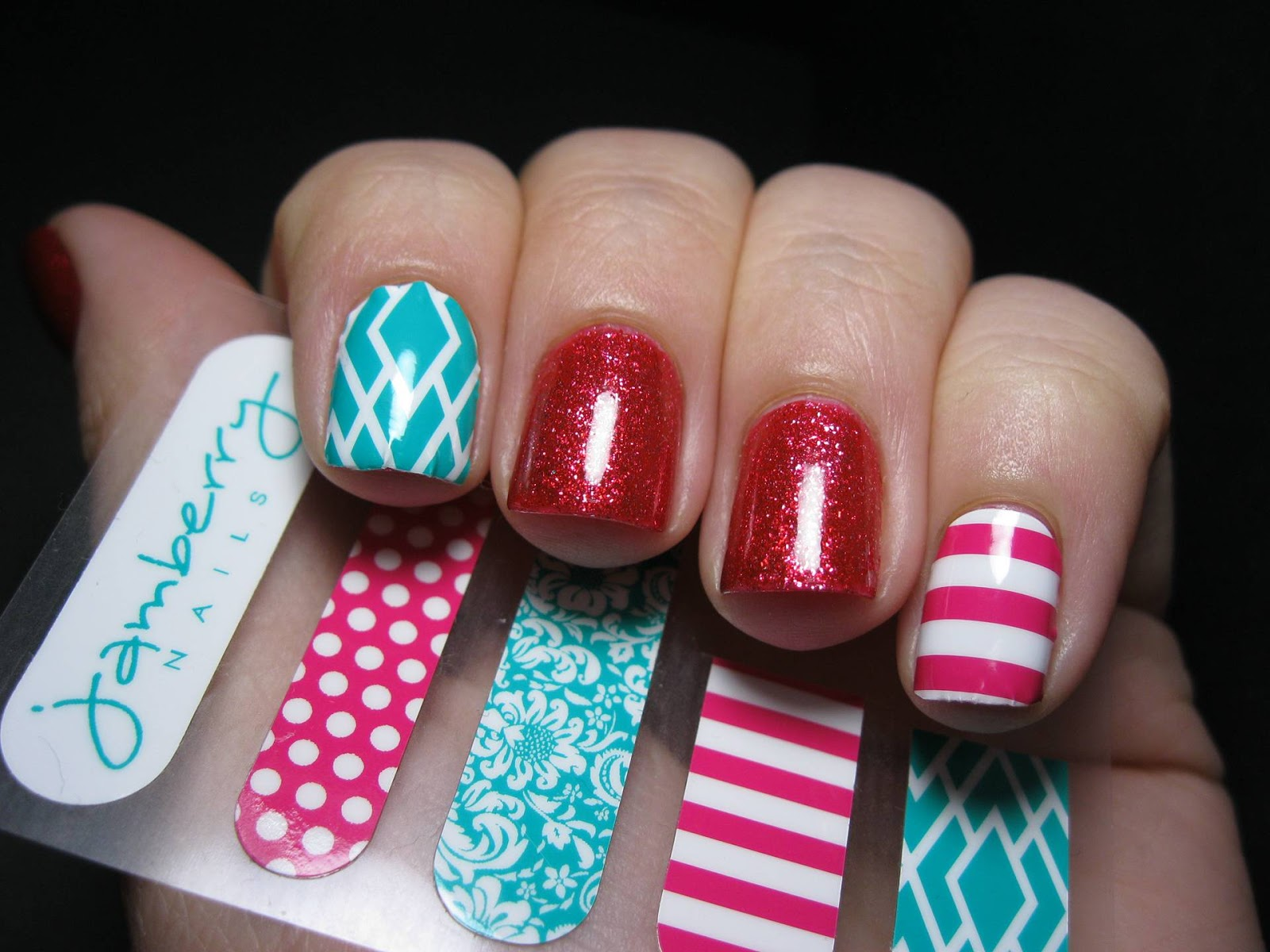 Jamberry Nail Shield Review - Polish Etc.
