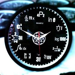 Gambar Jam Matematika