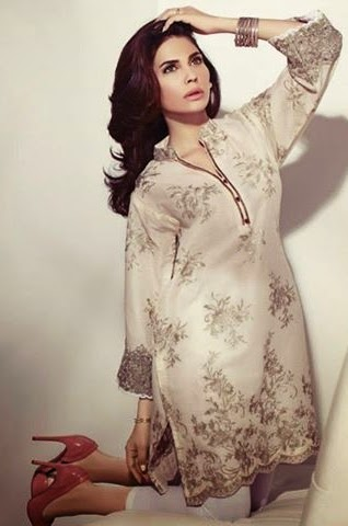 Ethnic by outfitters Kurtas 2014-15