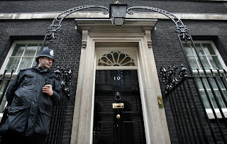 Downing Street en Londres