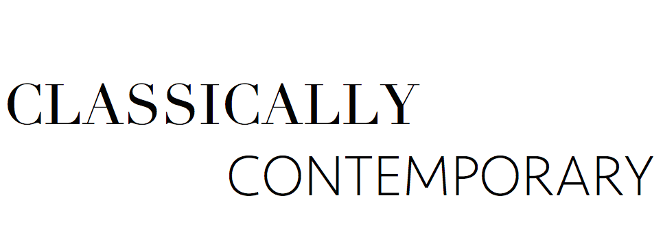 Classically Contemporary