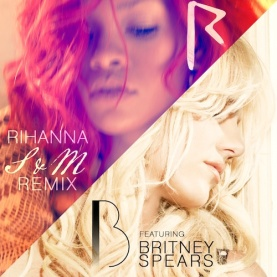 S&M RihMix feat. Britney Spears #1 ITUNES