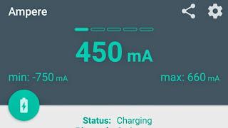 Ampere Aplikasi Untuk Tes Charger Ponsel Android