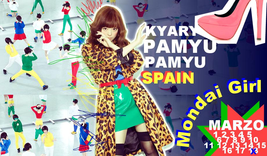 Kyary's world