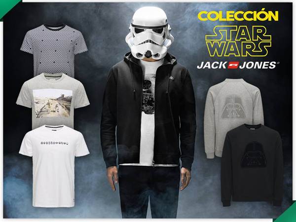 colección de ropa Star Wars Originals by Jack Jones