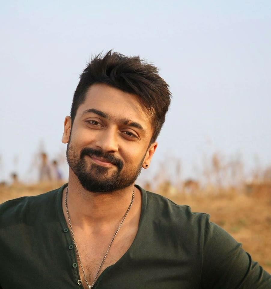 Tamil Actor Suriya Veethi