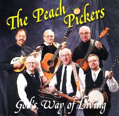God's Way Of Living - The Peach Pickers