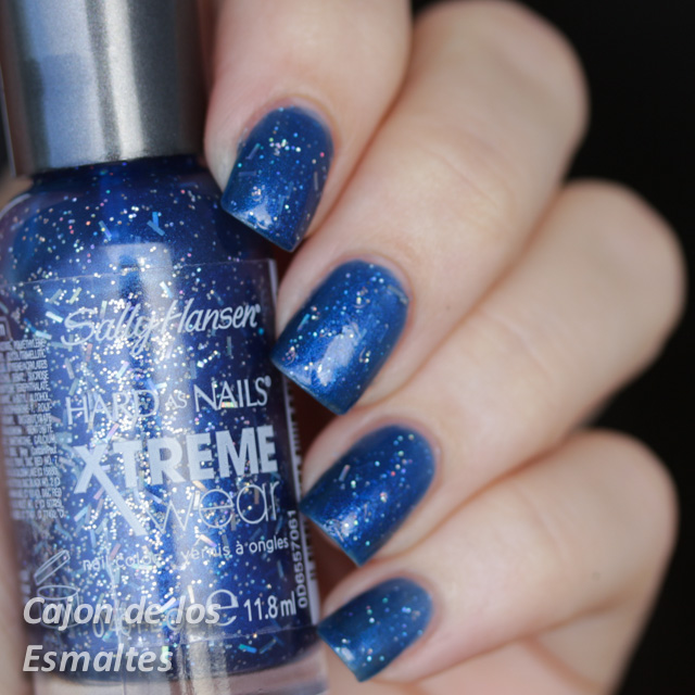 Sally Hansen - Blue Boom - Xtreme wear 423