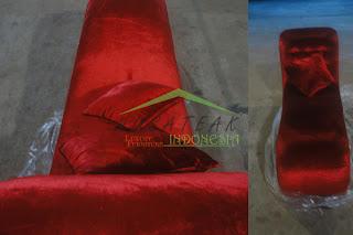 Sindoro Chaise Lounge Sofa 2 - Nusa Teak