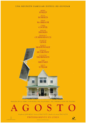 Agosto  August: Osage County John Wells