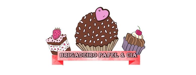 Brigadeiro, Papel & Cia