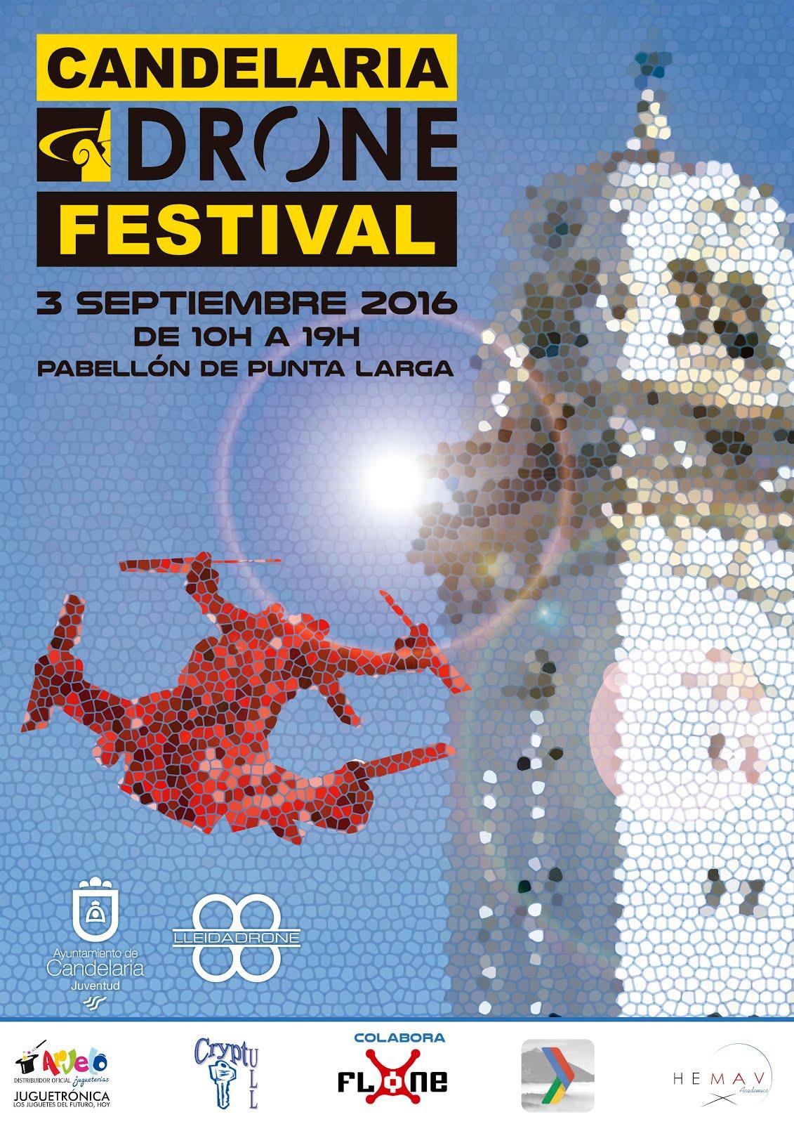 Pasó: Candelaria Drone Festival