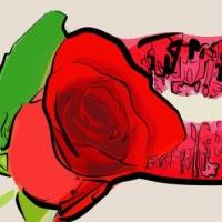 Bella rosa vermella (Maria Rosa Corretgé Olivart)