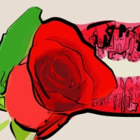 'llavis i rosa (Esmeralda Vallverdú)'