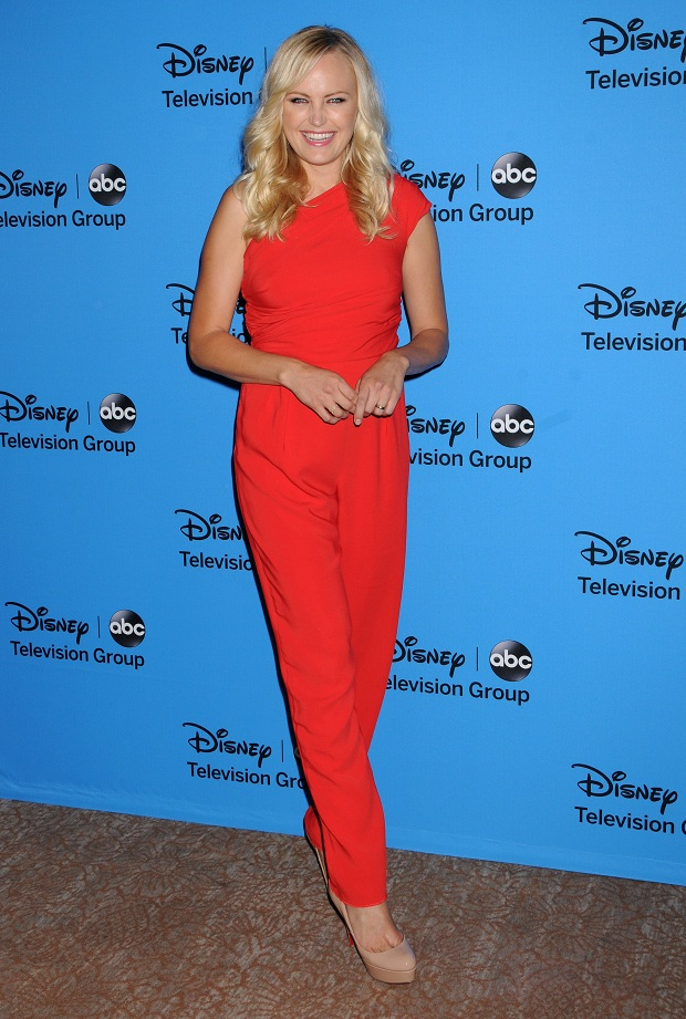 Malin Akerman at the Disney & ABC's 2013 Summer TCA Party