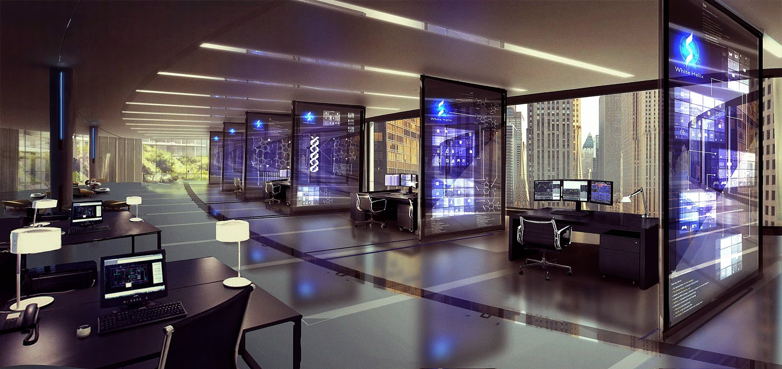Modern combat 5 blackout for Office design new york