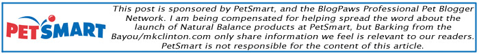 PetSmart disclaimer