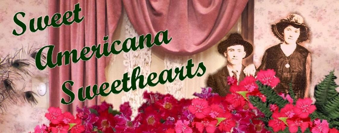Sweet Americana Sweethearts blog
