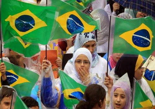 Dakwah Piala Dunia Brazil 2014 telah dilancarkan