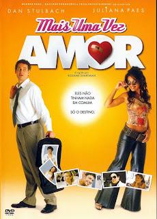 Filme Poster Mais Uma Vez Amor DVDRip XviD & RMVB Nacional