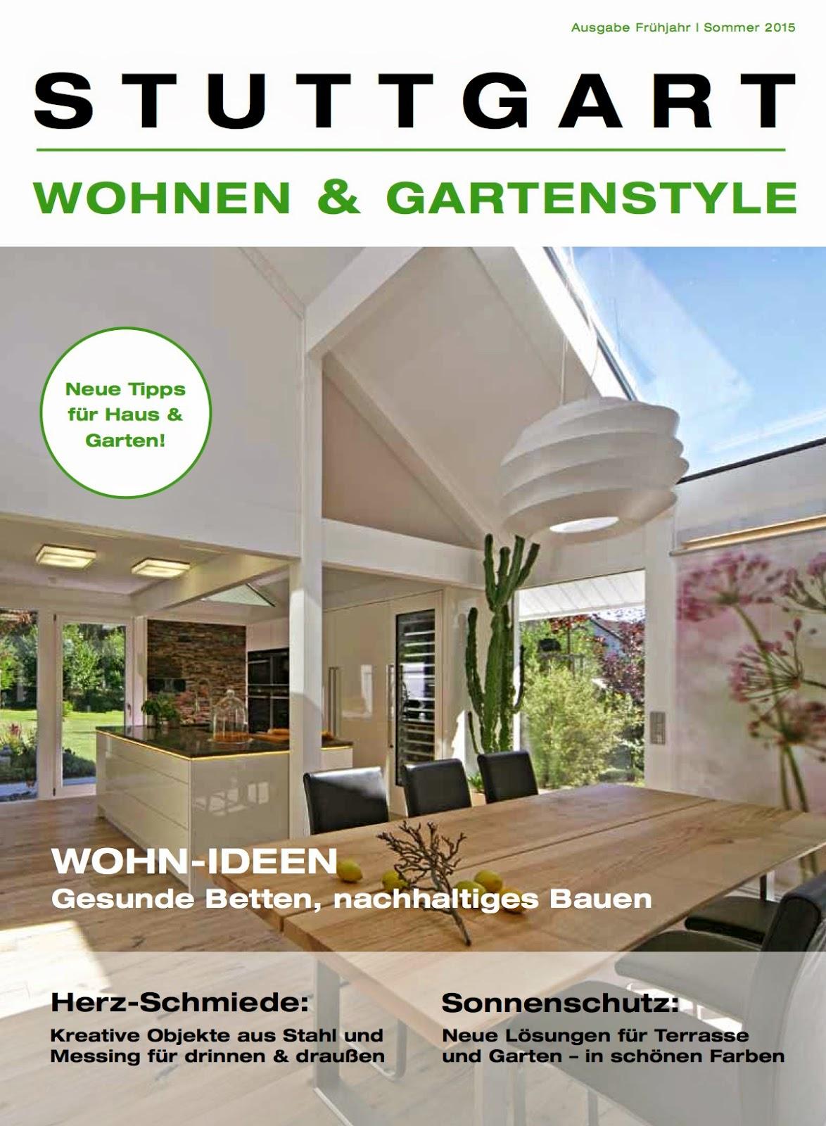 mag21 tipps sonderheft wohnen gartenstyle stuttgart in. Black Bedroom Furniture Sets. Home Design Ideas