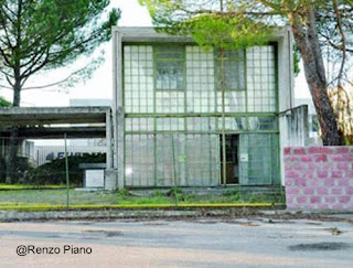 Proyecto de Casa Evolutiva del arquitecto italiano Renzo Piano