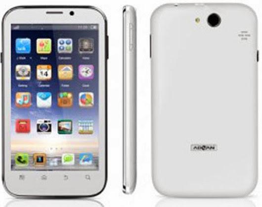 Inilah produk Advan terbaru yang diperkenalkan, advan smartphone ini ...