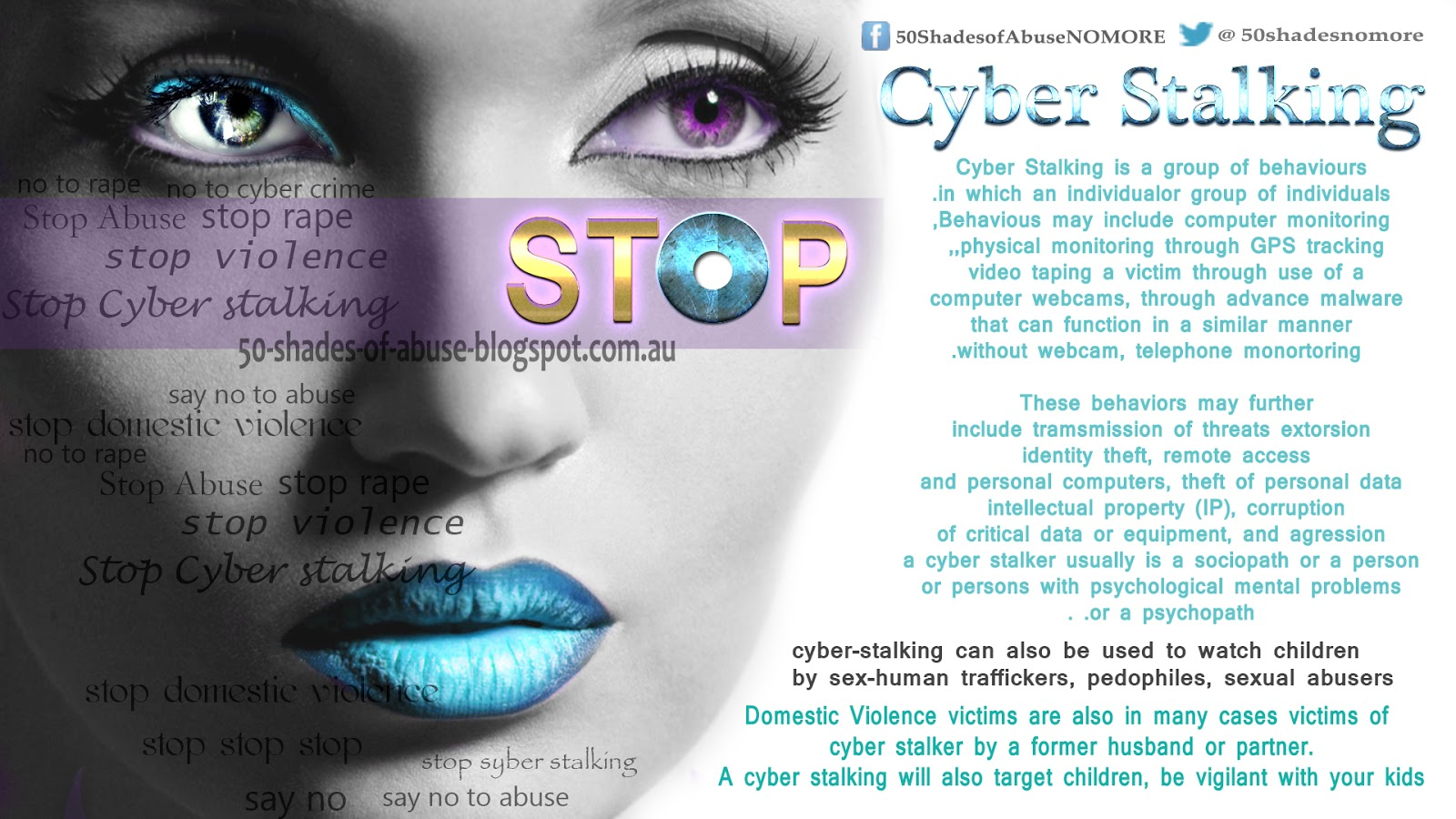 cyberstalking identity theft and online community An essential guide to ensuring your safety online and protecting yourself identity theft online harassment and cyberstalking can be just as threatening as.