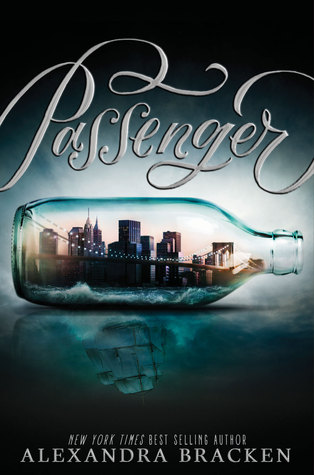 Passenger book cover