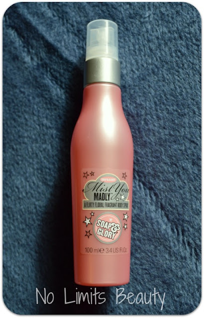 Soap & Glory - Mist you Madly