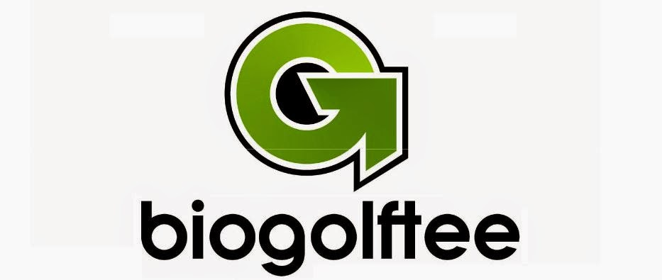 BioGolfTee: