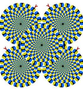 Gambar Ilusi Mata yang bisa menghipnotis