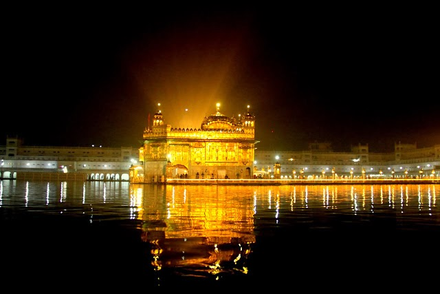 GOLDEN TEMPLE - PUNJAB, INDIA