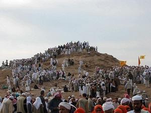 Jabal Uhud Gema Santri