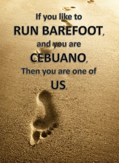 CEBUANO BAREFOOT RUNNERS