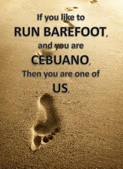 CEBUANO BAREFOOT RUNNERS