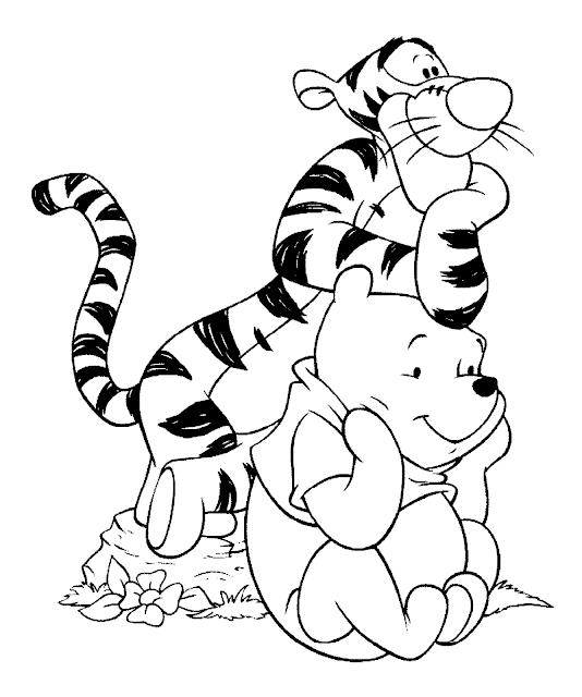 Dibujos Para Imprimir Grandes De Disney Imagui