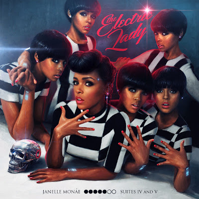 Janelle Monáe - The Electric Lady (Mastered for iTunes) Cover