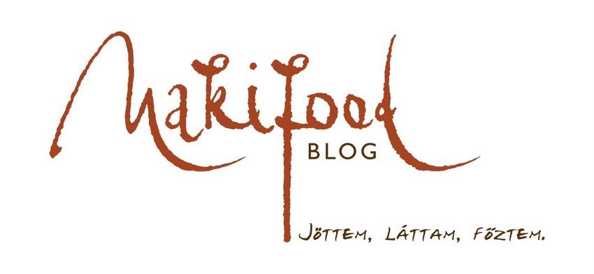 Makifood főzőiskola blog