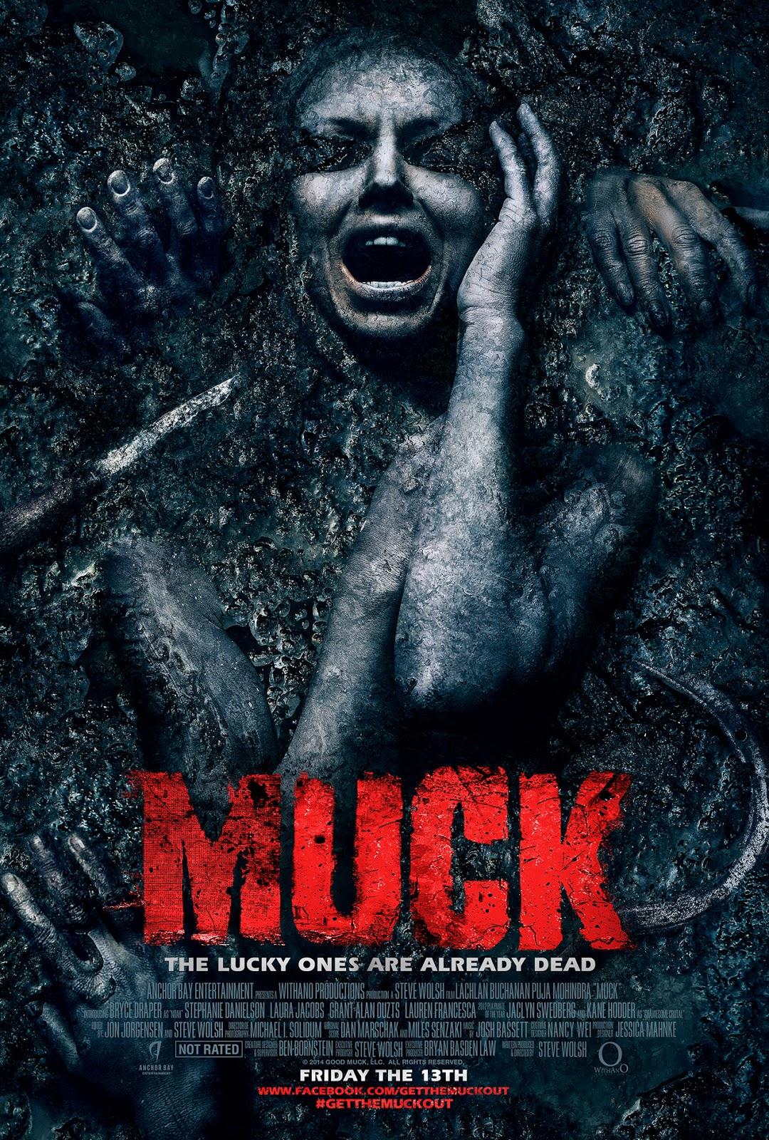 Muck poster e trailer