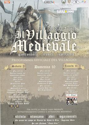 il villaggio medievale
